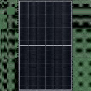 Trina 340wp black frame transparant